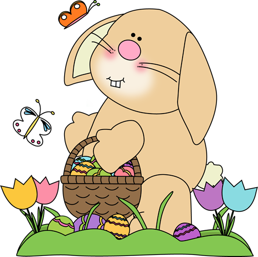 spring-easter-bunny